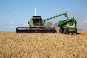 Venta de maquinaria agrícola es la más alta de los últimos siete años