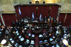 Sesión el miércoles en el Senado para debatir la reforma previsional y fiscal