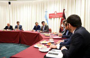 Tras tomar juramento a los nuevos ministros, Urtubey encabezó la reunión de Gabinete con agenda centrada en turismo, salud y educación