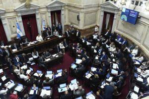 El Senado dio media sanción a la reforma previsional y al paquete fiscal