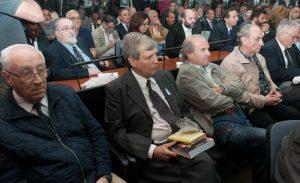 """Afirman que la sentencia por crímenes en la ESMA, es """"un enorme paso"""" por la memoria, la verdad y la justicia"""
