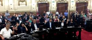 Oficialistas de extracción sindical impulsan el rechazo a la reforma previsional de Macri