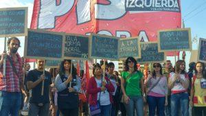 Partidos de Izquierda cortaron puentes en rechazo a las reformas de Macri