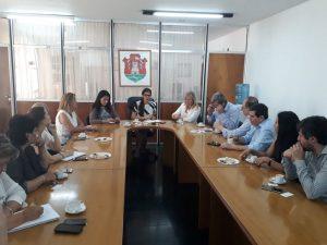 Políticas de Género: Funcionaria nacional se reunió con legisladores de Cambiemos