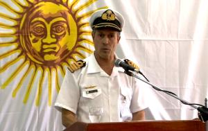 """La Armada  dice que """"no filtró"""" comunicación y ordenó investigar lo sucedido"""