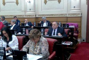 """Nicolás atribuyó la """"mayor presión fiscal"""" de CBA, a la """"mala administración"""" de UPC"""