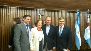 Para Vigo, el peronismo va a garantizar que con las reformas, se cumplan los derechos de los trabajadores