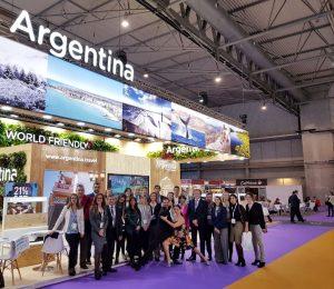 El Córdoba Bureau representa a la Provincia en IBTM World Barcelona 2017