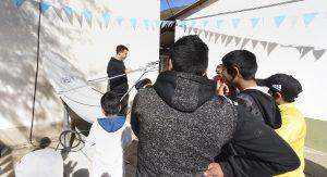 Arsat bajó un 61% costo de instalación de antenas para escuelas rurales