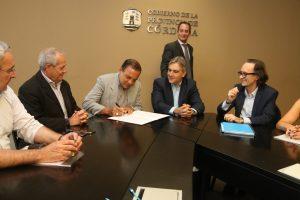 El Gobierno de Schiaretti le transferirá $685 millones al municipio comandado por Mestre