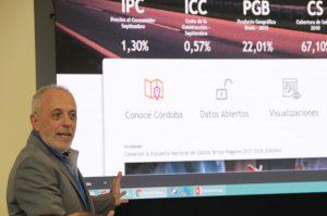 Datos abiertos: Nuevo portal web interactivo de la Dirección de Estadísticas de CBA