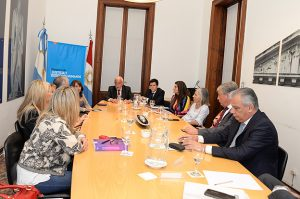 Primer encuentro de la Comisión de Expertos que reglamentará las leyes de violencia de género
