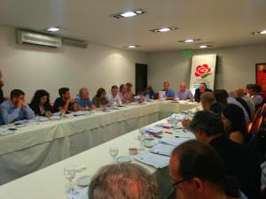 El socialismo rechazó las tres reformas que impulsa el Gobierno de Macri