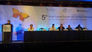 Integración entre la estadística y la geografía debe contribuir a implementar la Agenda 2030