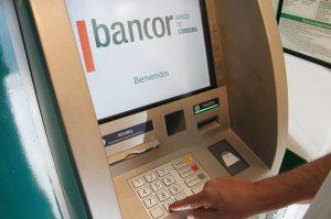 Ya están operativos los cajeros automáticos Bancor afectados desde ayer