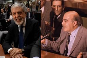"""Ante el ataque de De Vido, Ocaña contraatacó con con una escena de """"El Padrino II"""""""