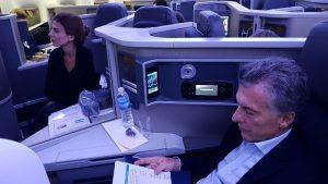 Con agenda de negocios, Macri ya está en Nueva York