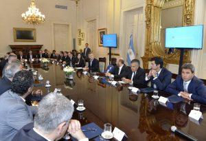 Acuerdo fiscal: empresarios consideran que reducirá la presión impositiva