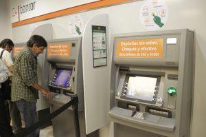 Cajeros automáticos Bancor del centro y sur provincial fuera de servicio