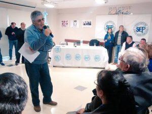 Ante los gremios, Giordano confirmó que CBA no avanzará en la armonización previsional