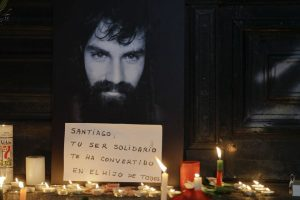 El último adiós a Santiago Maldonado en su ciudad natal