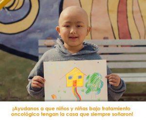 Cena a beneficio de la Asociación Civil SOLES que ayuda a niños y sus familias en la lucha contra el cáncer