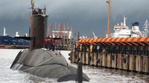 Se intensifica la búsqueda vía aérea del submarino ARA San Juan