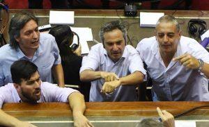 Cambiemos denunció a diputados K por su accionar en la frustrada sesión por la reforma jubilatoria