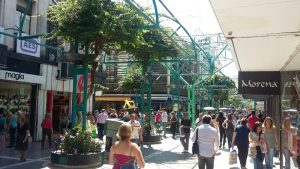 Al igual que en el país, las ventas en Córdoba crecieron 0,4% interanual