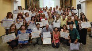Más de cuarenta alumnos recibieron su título de Diplomado en Desarrollo Ambiental Regional Sustentable