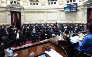 El Senado convirtió en ley el Presupuesto 2018
