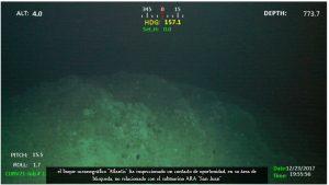 """Cinco buques continúan la búsqueda del submarino ARA """"San Juan"""""""
