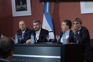 Peña negó que se haya vulnerado la independencia del Banco Central