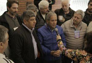 """La Corriente Federal de Trabajadores convocó a unir """"esfuerzos"""" para impedir que las tres reformas del Gobierno sean ley"""