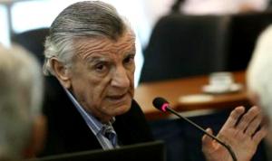 """Gioja: """"Ningún peronista puede votar la reforma previsional"""""""