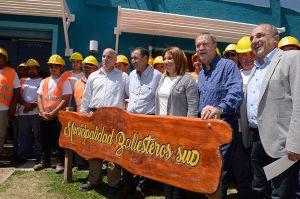 El Gobierno provincial invertirá más de $10 M en obras de agua en Ballesteros Sud