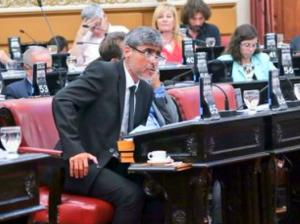 Parlamentario de Cambiemos salió con los tapones de punta tras los cambios de Schiaretti