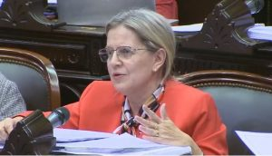 """Reforma previsional: Para Nazario esta ley es de """"ajuste"""""""