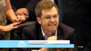 En el áspero debate por la reforma previsional, Massot cargó duro contra el kirchnerismo