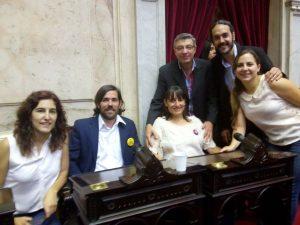 Congreso: Del Pla denunció que el oficialismo busca excluir a la Izquierda de la discusión por las reformas