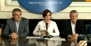 Tras la preventiva de Bonadio a CFK, Rossi le apuntó al senador Pichetto