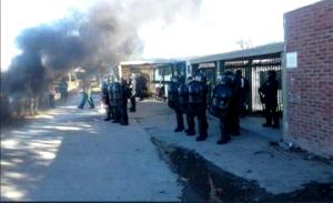 Los 61 gremios de la CGT Regional Córdoba expresaron su repudio a la represión en Neuquén