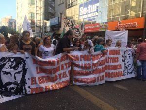 Marcha en Córdoba por la plena vigencia de los derechos humanos