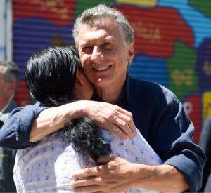 """""""Tuvimos un año donde todo nos cuesta, pero vale la pena"""", dijo Macri"""