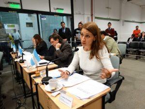 Opositora pide informe al DEM sobre liberación de la traza para ensanche de la avenida Maipú