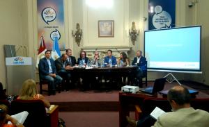 """Ante las críticas de la UCR, Giordano defendió el Presupuesto atado al Pacto Fiscal que representará """"una mejora en los ingresos de los municipios"""""""