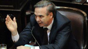Senado: Pichetto condiciona el debate por la reforma laboral