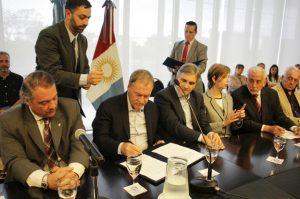 Contra la Trata: Schiaretti firmó convenio con la Justicia Provincial y Federal