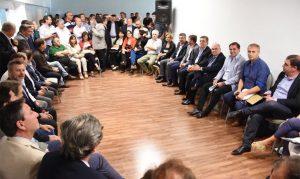 Cambiemos le pide a Schiaretti que imite a Macri en el reparto de fondos, mediante el diálogo