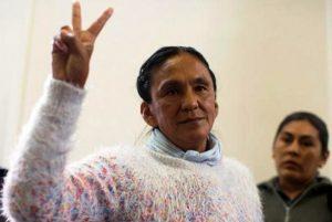 Prorrogan por un año la prisión preventiva de Milagro Sala